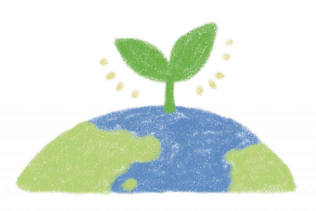 環境に優しい人工芝